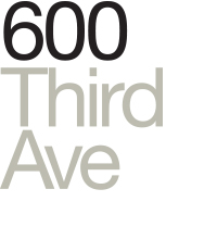 600 Third Avenue overview