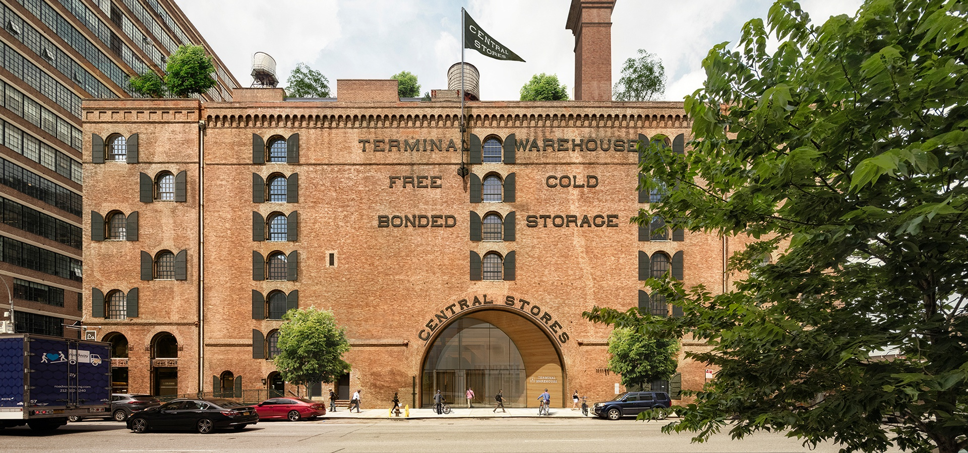 Terminal Warehouse
